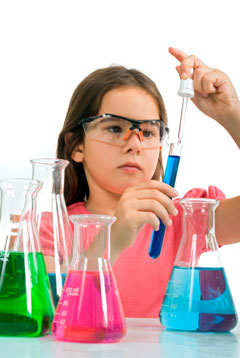 Practical Science Class for kids in Bangalore